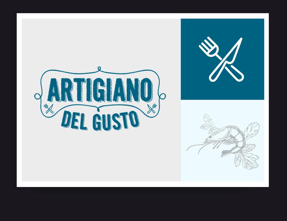 grafica-coordinata-artigiano-del-gusto