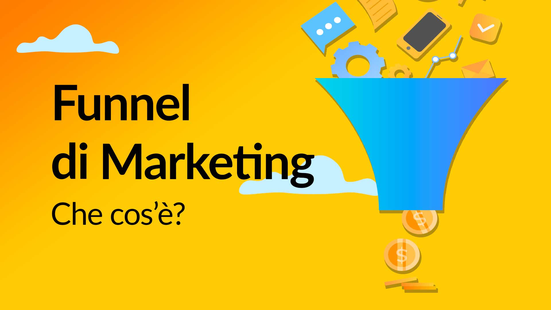 Cos'è il Funnel di Marketing?
